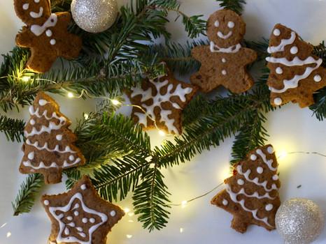Gingerbread Cookies Pt 2