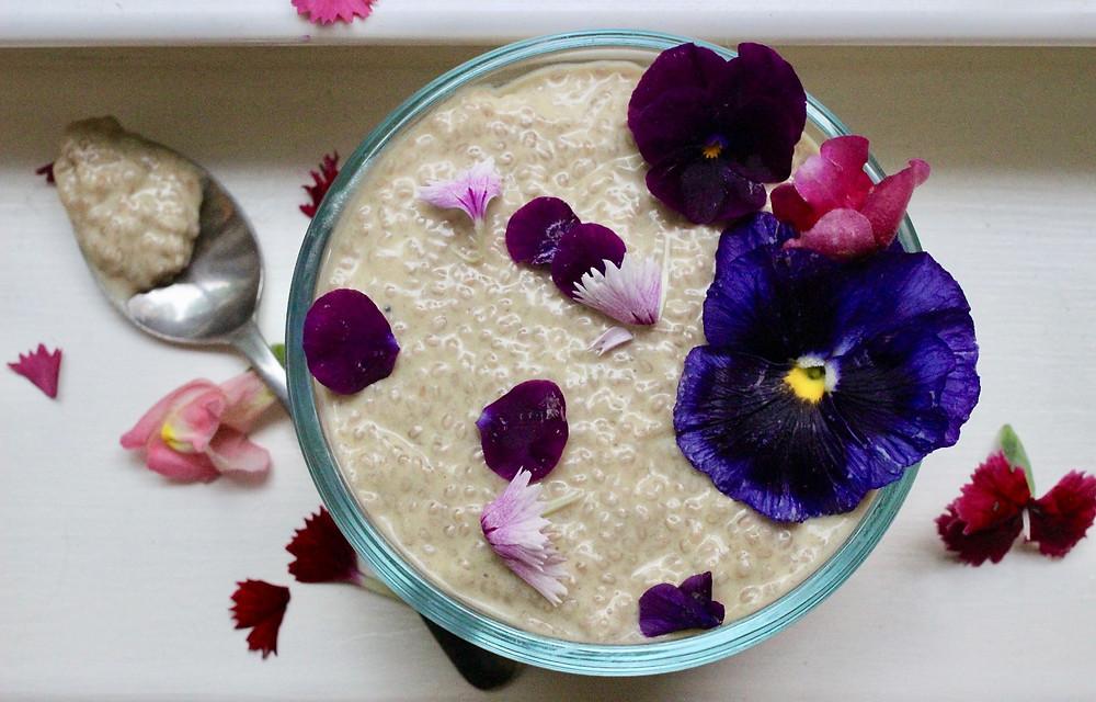 vegan protein pudding recipe