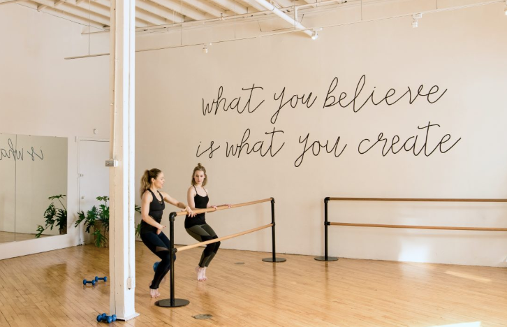 barre studio