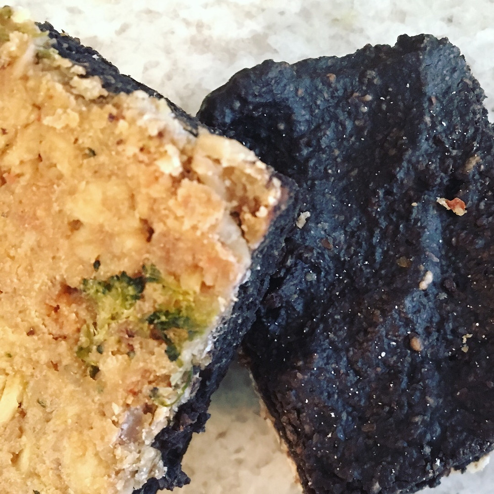 Healthy Brookies gluten-free and vegan