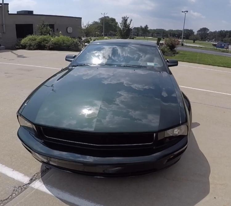 Vivid Car Detailing- front