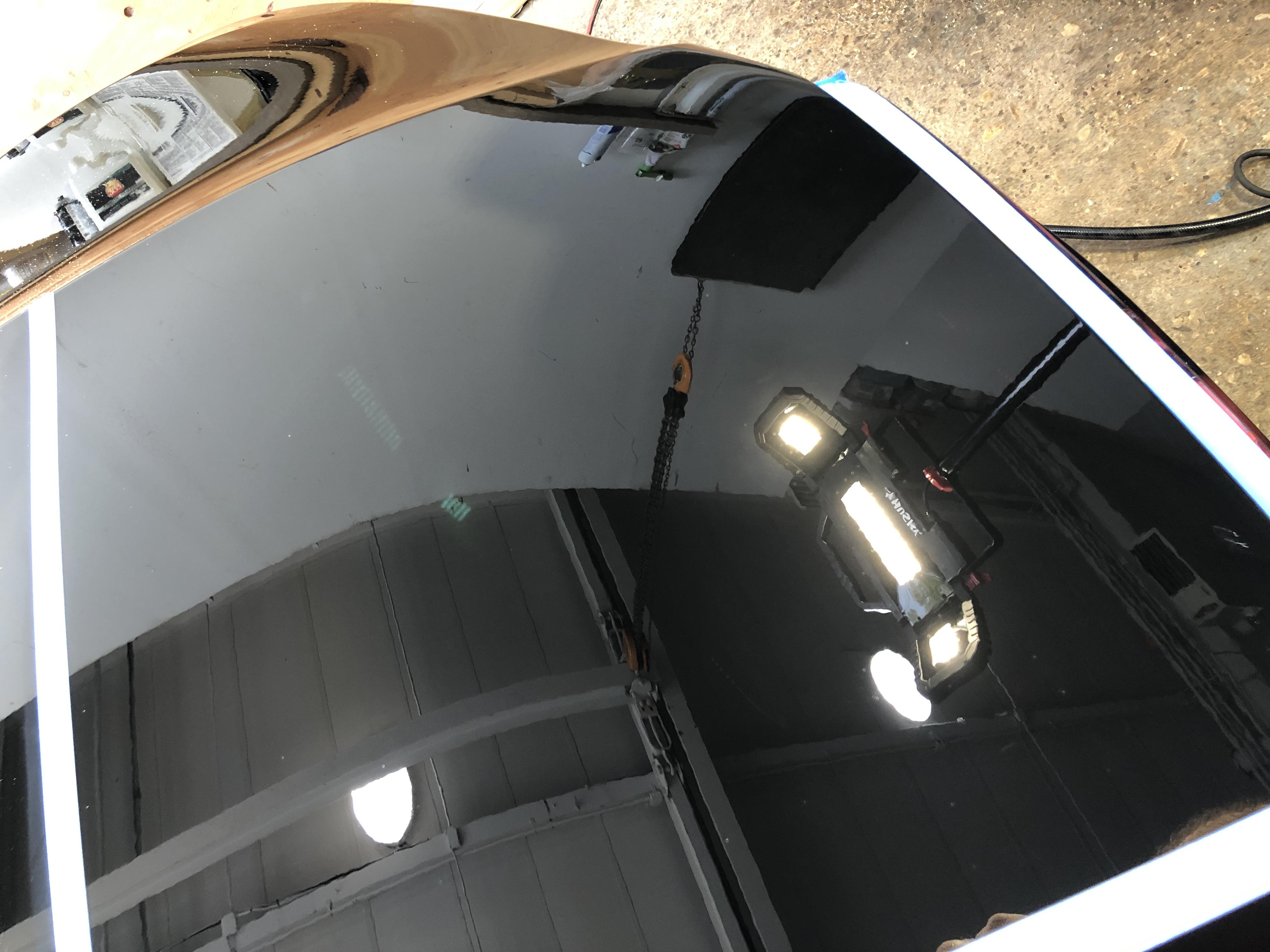 vivid car detailing after volvo