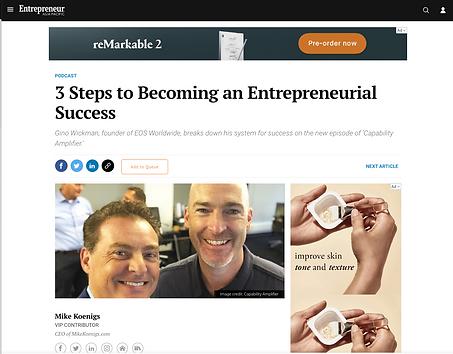 Entrepreneur Magazine | Entrepreneurial