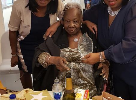 May Butler 100th Birthday celebration