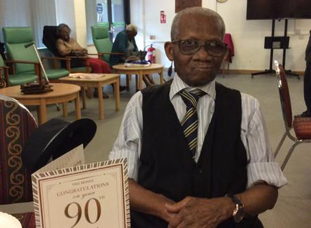 Nathan 90th Birthday