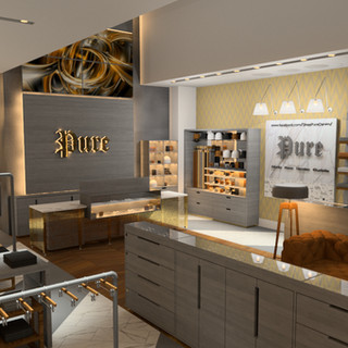 Innerworks Design Group - Pure @ Lenox Square Mall