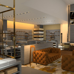 Innerworks Design Group - Pure @ Lenox Square