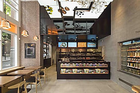 Innerworks Design Group, Restaurant Designer Atlanta, Retail Design