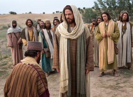 Meditation 7 - Meeting Jesus In The Gospels