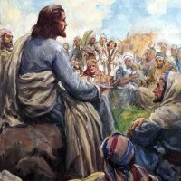 Sermon on the Mount - Going against the Flow