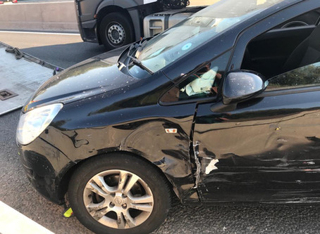 God's Presence in the Accident