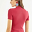 Thumbnail: T-SHIRT RIB GOLA ALTA - SHOULDER