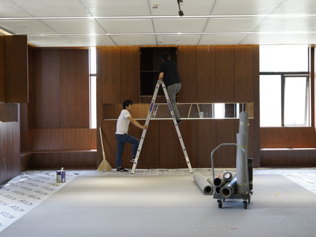 Kemanda Office Interior Design Completed