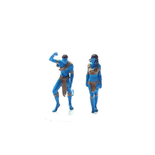 Avatar -Jake e Neytiri