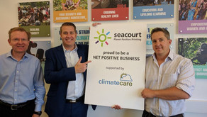 Seacourt makes the leap to Planet Positive Printing™