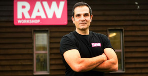 RAW ambition for a greener business