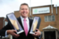Gareth with awards at Seacourt.jpg