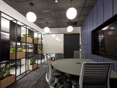 A pilot office upgrade that represents the design quality that Miele execute in their products...