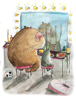 Bear dance 5