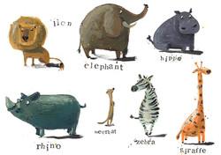 Animals 3