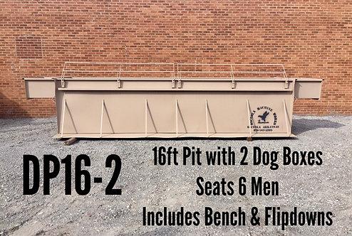 DP16-2      6 Man Pit