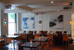 Levert til KONTRASTé restaurant på Grünerløkka i Oslo