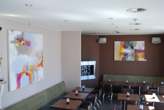 Levert til FONTÉS restaurant på Grünerløkka i Oslo