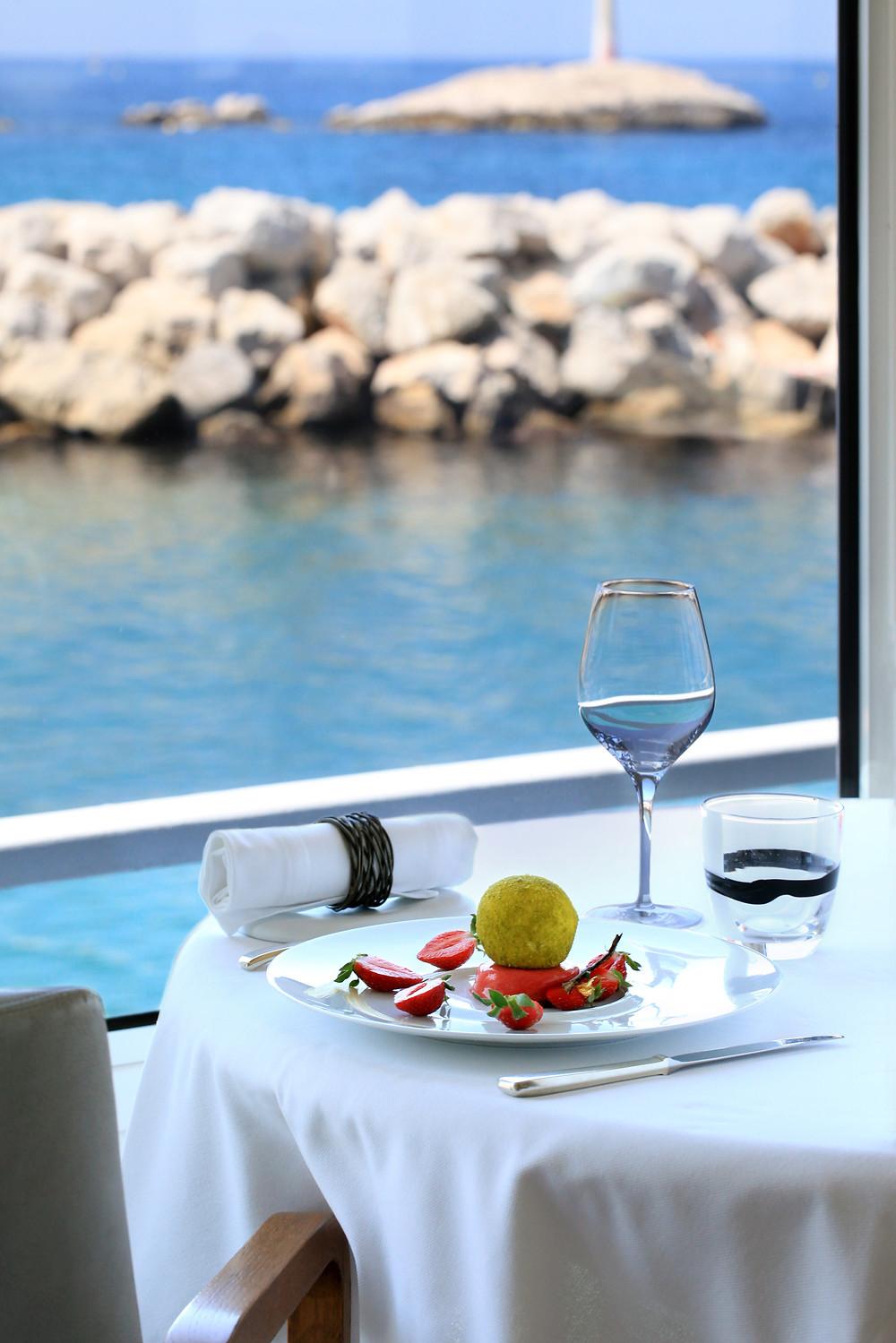 Restaurant avec vue - Provence Tourisme