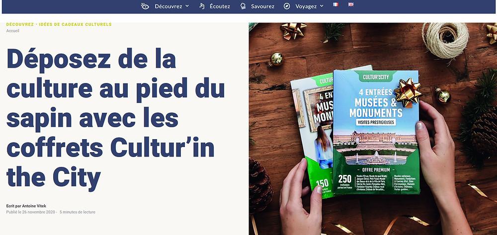Culturez-Vous - Antoine Vitek