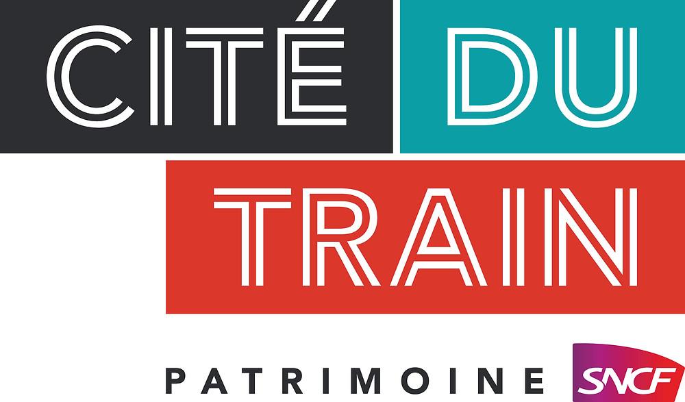Logo Cité du train Mulhouse