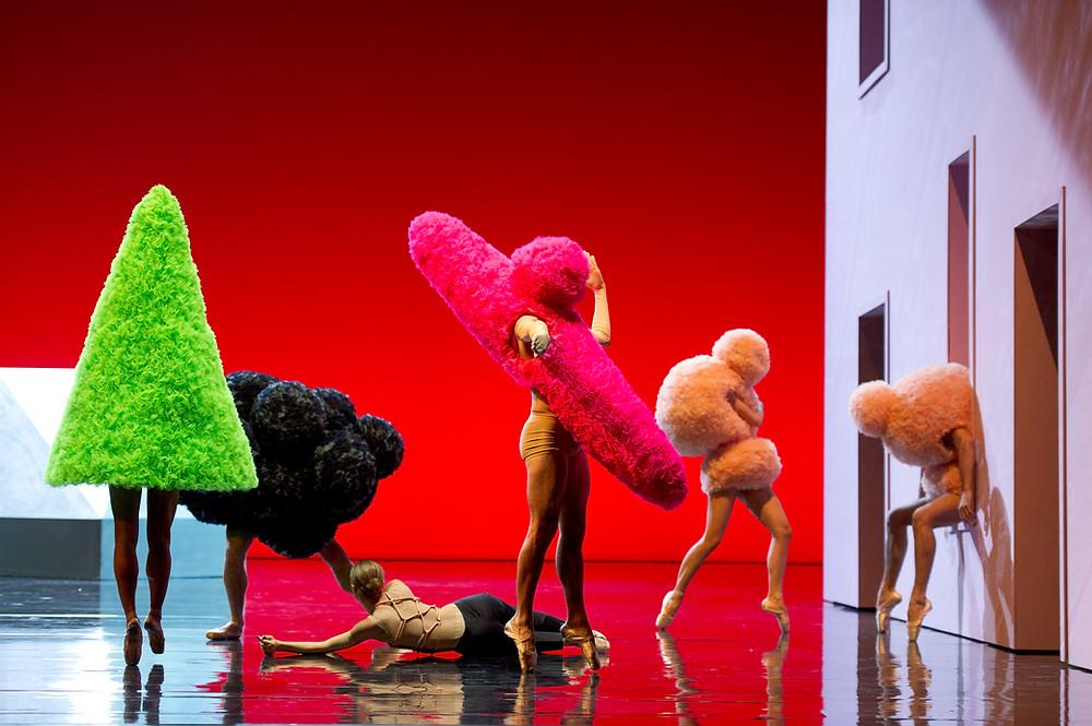 Exposition au Centre National du Costume de Scène de Moulins