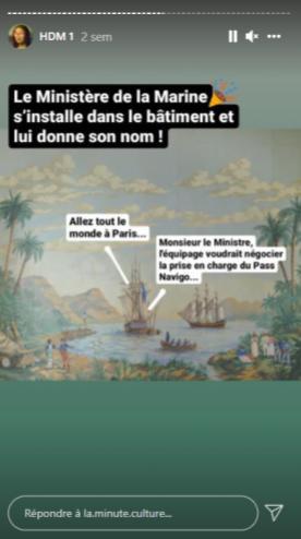 Story HDM - La Minute Culture