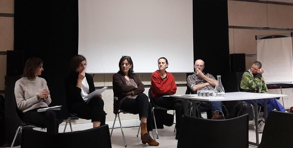 Table ronde Gouvernance collective - JMC19