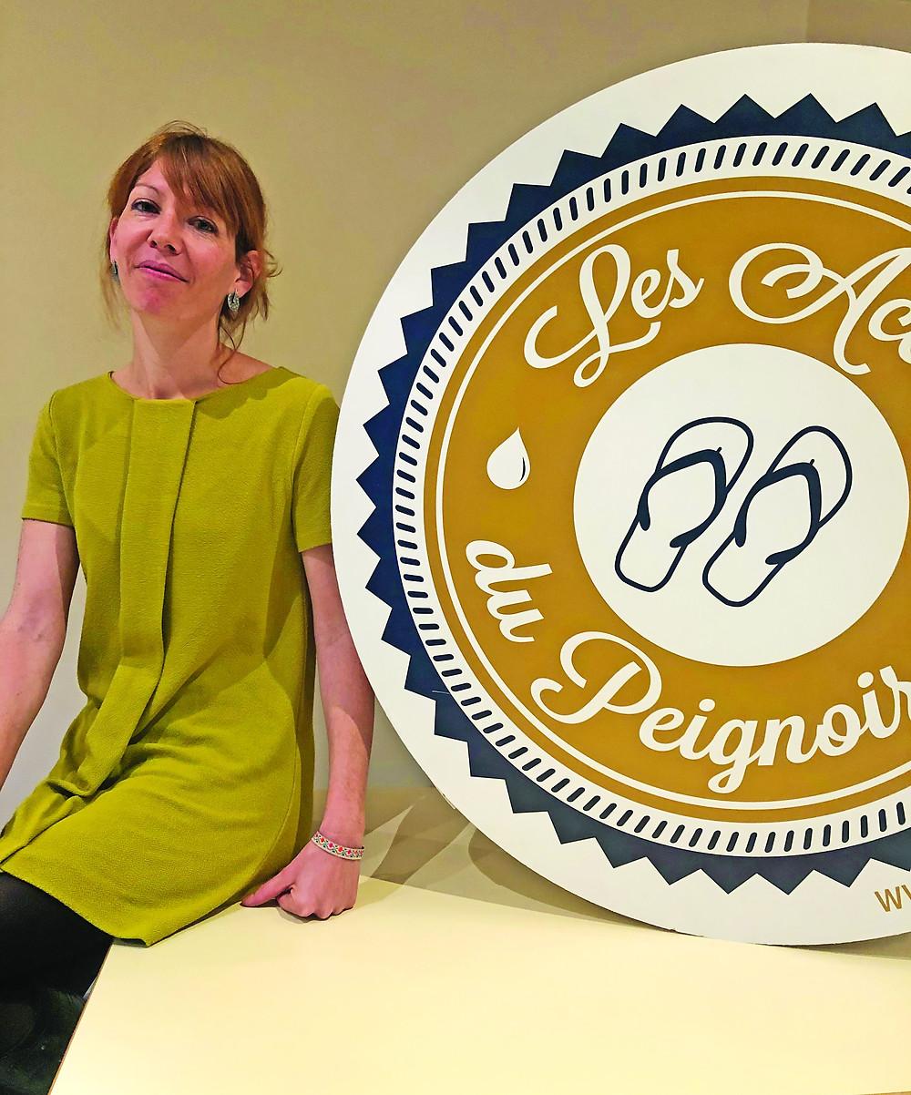 Léa Lemoine - Crédit Aude Levis - Sett Communication