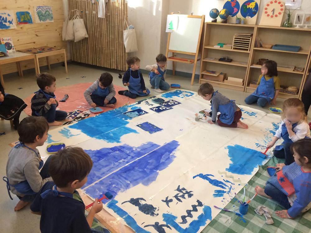 Atelier « Art et philosophie », Les Petits plus - Des regards en Miroire