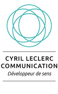 Logo Cyril Leclerc Communication