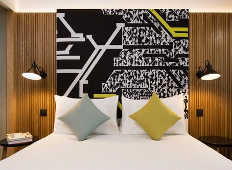 Drawing Hôtel : un espace de rencontre entre dessin contemporain et tourisme