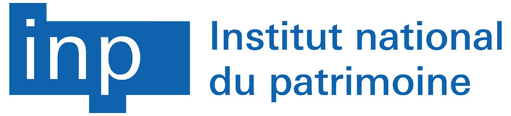 Logo institut national du patrimoine