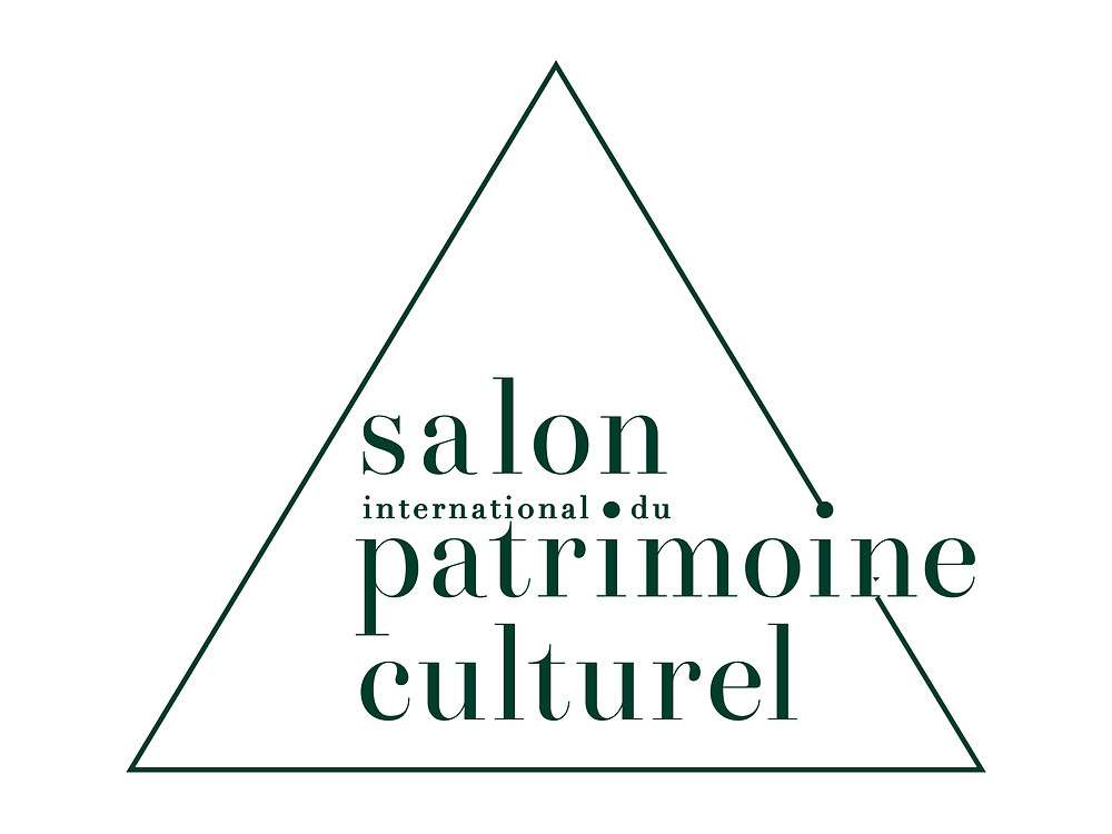 Logo Salon International du Patrimoine culturel