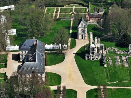 3 Questions à... Abbaye de Chaalis
