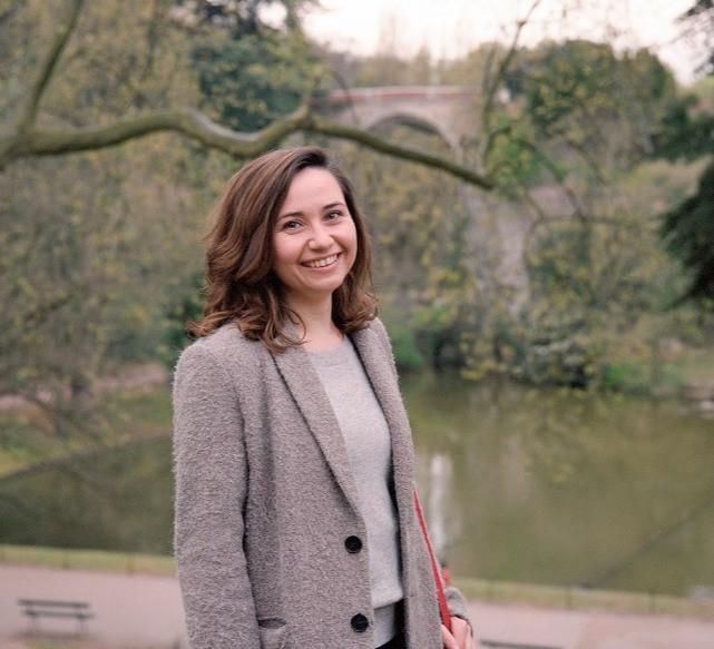 Camille Jouneaux - Crédit Clément Chapillon