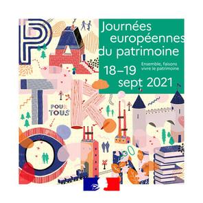 JEP 2021 #5 Un événement organisé par le Ministère de la Culture
