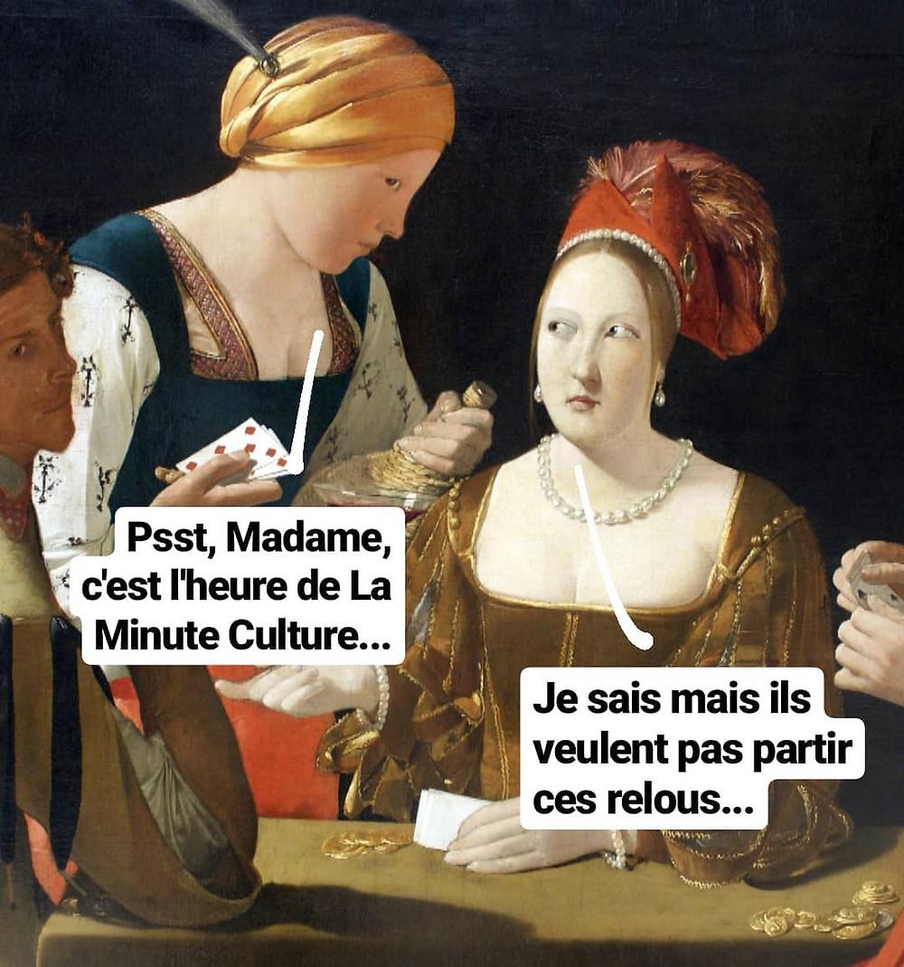 Georges de la Tour - La Minute Culture