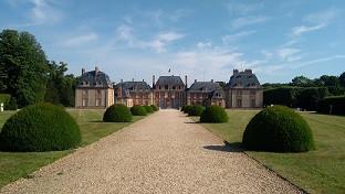 Château de Breteuil - (c) Perrine Alizard