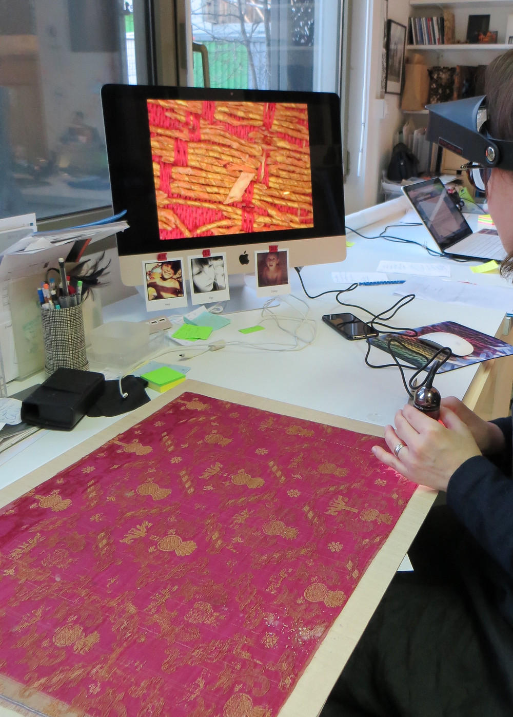 conservation-restauration textile