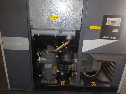 independent compressor services, refurbished air compressor, refurbished equipment