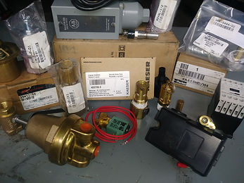independent compressor services, air compressor accessories, industrial air compressor accessories