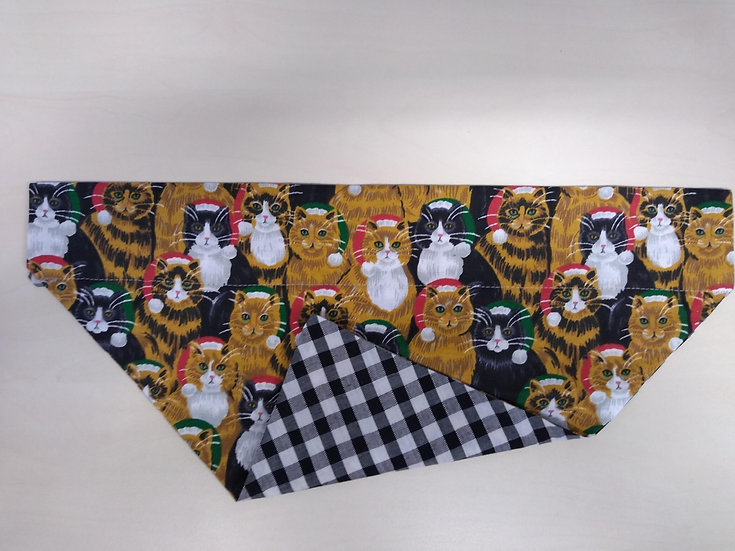 Doggie 100% Cotton Bandana Approx 30cms x 27cms