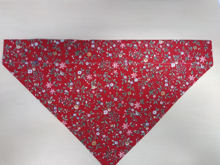 Doggie 100% Cotton Bandana Approx 30cms x 27cms