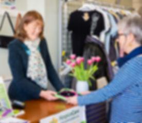 Volunteer Wooler Shop march 2020 image.j